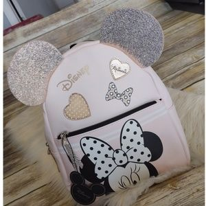 Disney x Primark Minnie Mouse small backpack